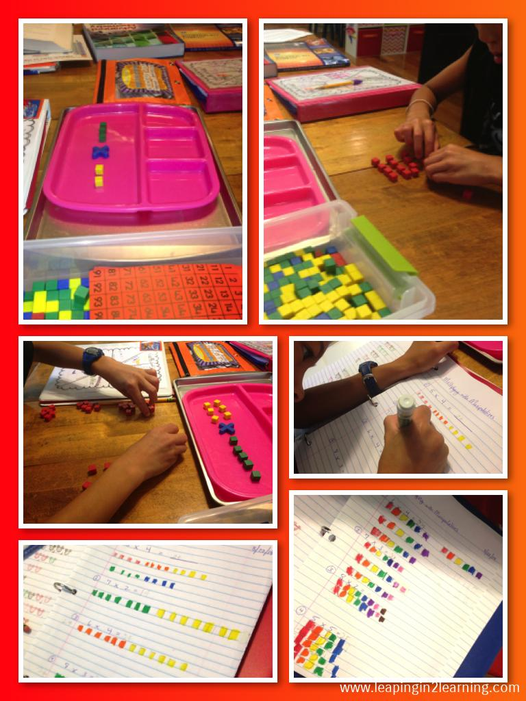 MultiplicationManipulatives
