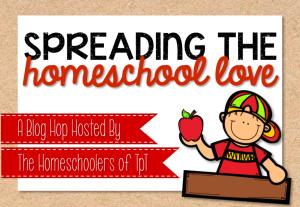 TpT Homeschool Blog Hop Image