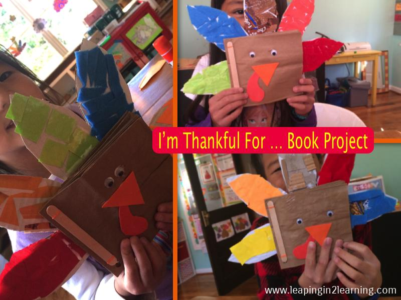 ThanksgivingThankfulBook